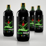 Suc Aloe Ferox Juice 1000 ml - antioxidant natural